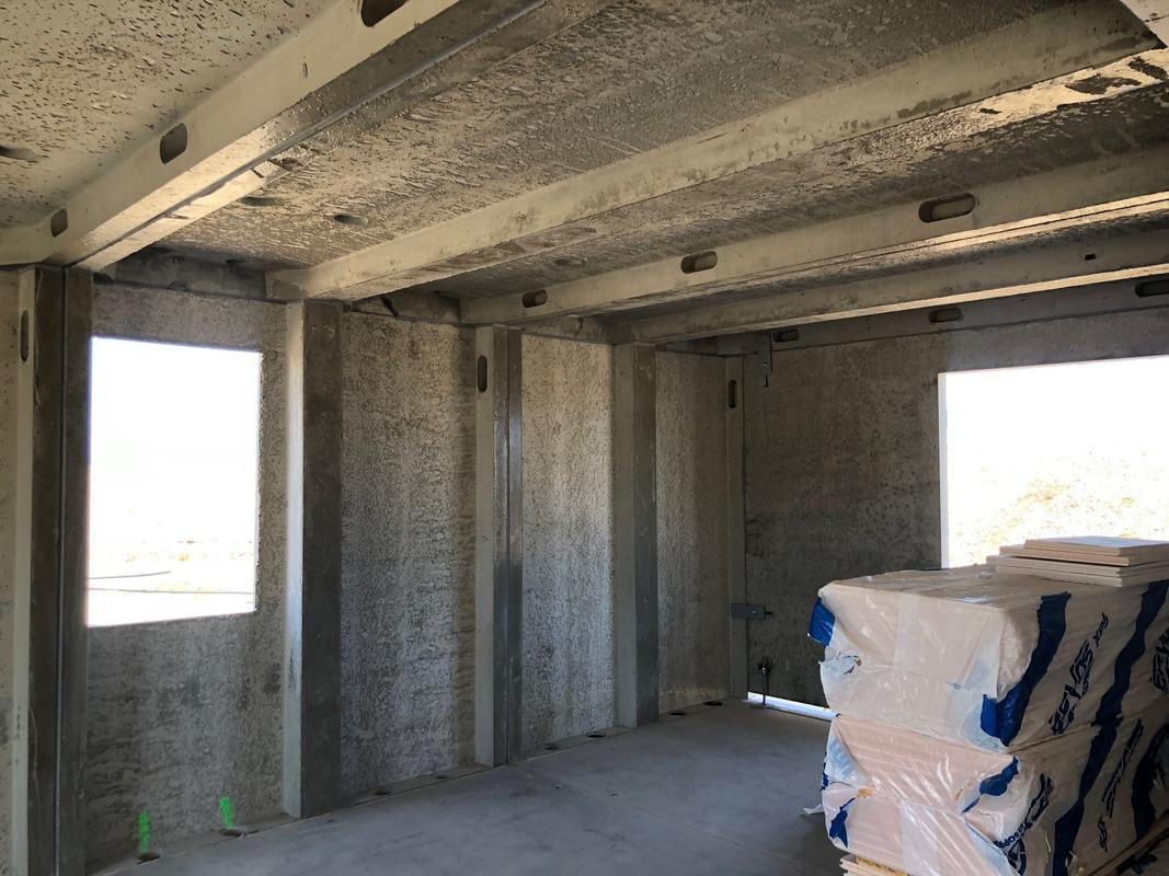 Construccion casas prefibricadas hormigon en Port Aventura 4