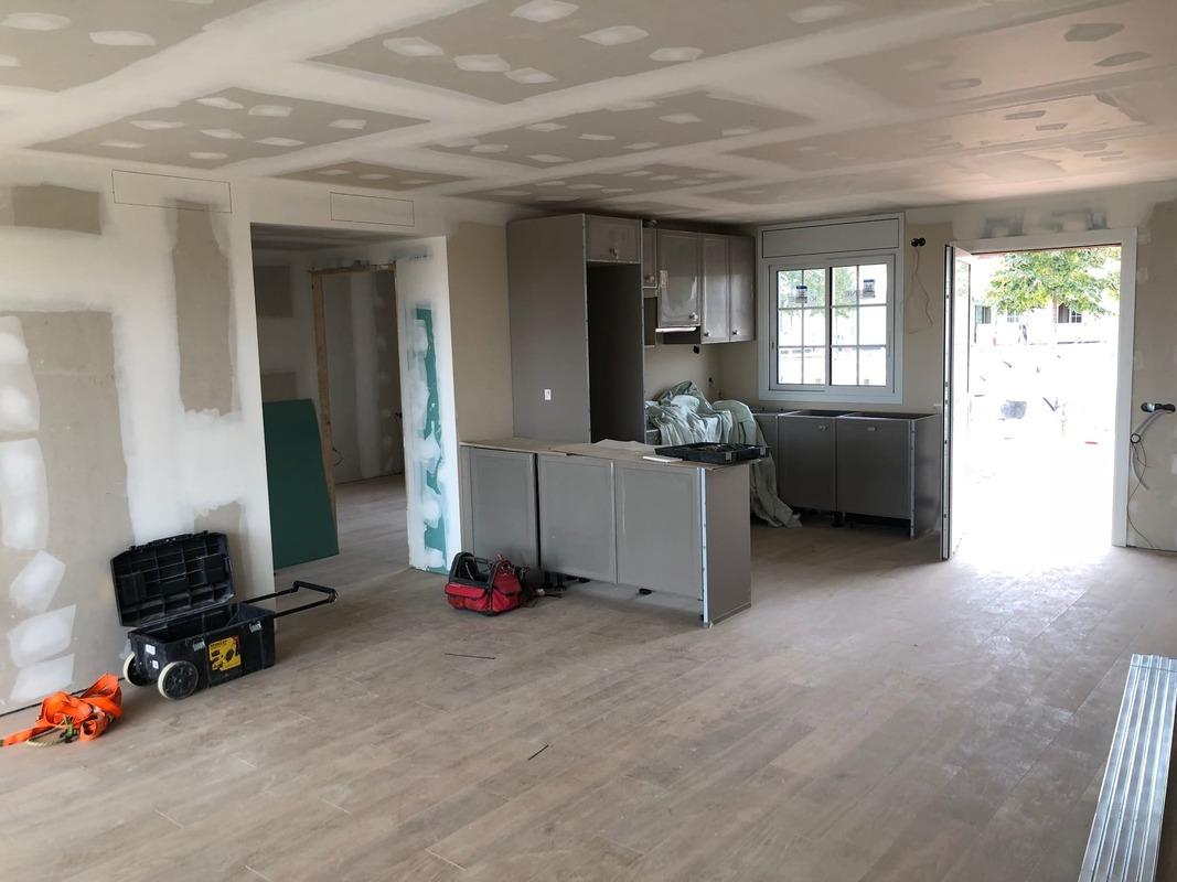 Construccion casas prefibricadas hormigon en Port Aventura 5