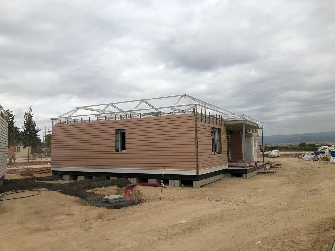 Construccion casas prefibricadas hormigon en Port Aventura 8