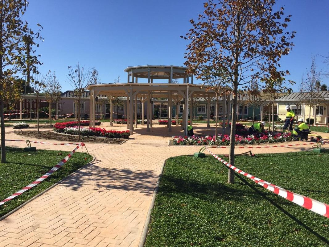 Construccion casas prefibricadas hormigon en Port Aventura3